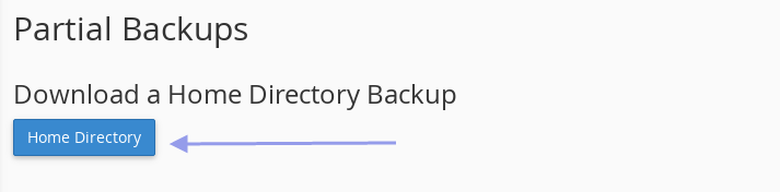 how-to-use-partial-cpanel-backup-option-in-cpanel